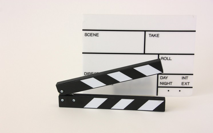 Movie slates and clappers