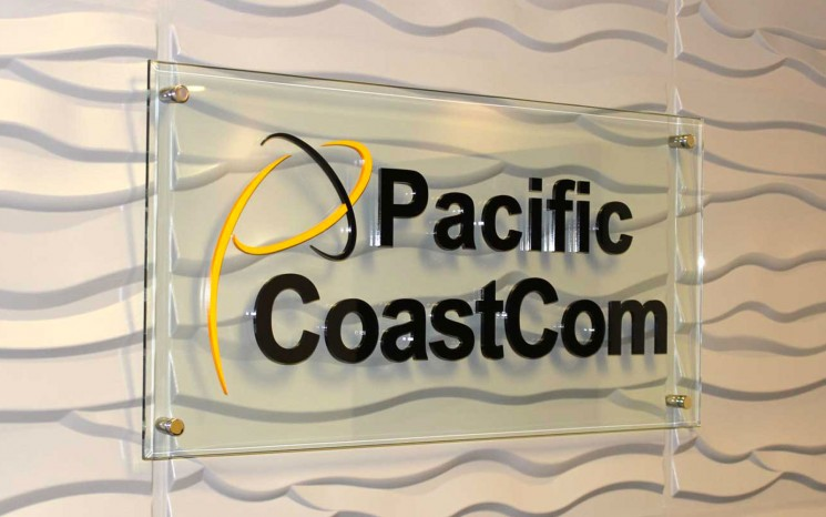 Reception And Lobby Signage Permel Custom Signage Vancouver